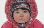 Что делать при аллергии на холод у ребенка