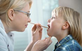 Признаки ларинготрахеита у детей