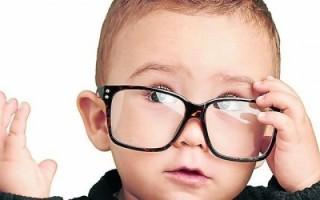 Что делать и как бороться с астигматизмом у детей?