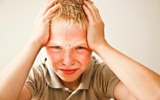 Признаки и причины повышения внутричерепного давления у ребенка