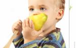 Как возникает аллергия на грушу у ребенка: от чего зависит, как проявляется и как помочь