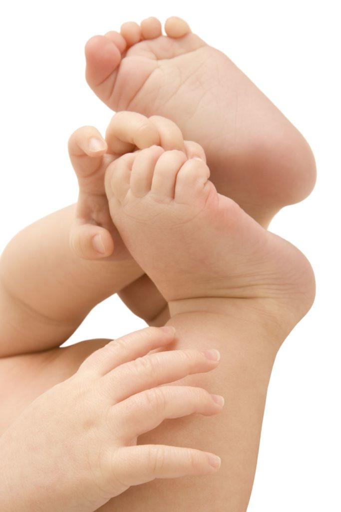 Грибок ногтя у ребенка причины