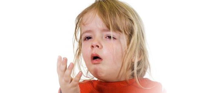 девочка с аденоидным типом лица