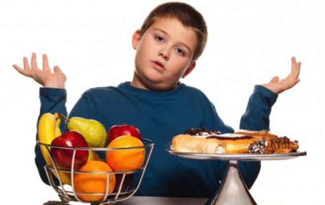 Что можно кушать ребенку при ацетоне