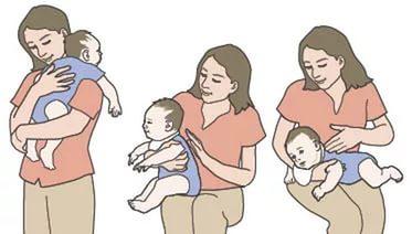 икает новорожденный после кормления - схема помощи