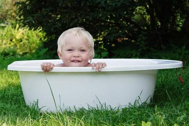 крахмальные ванны