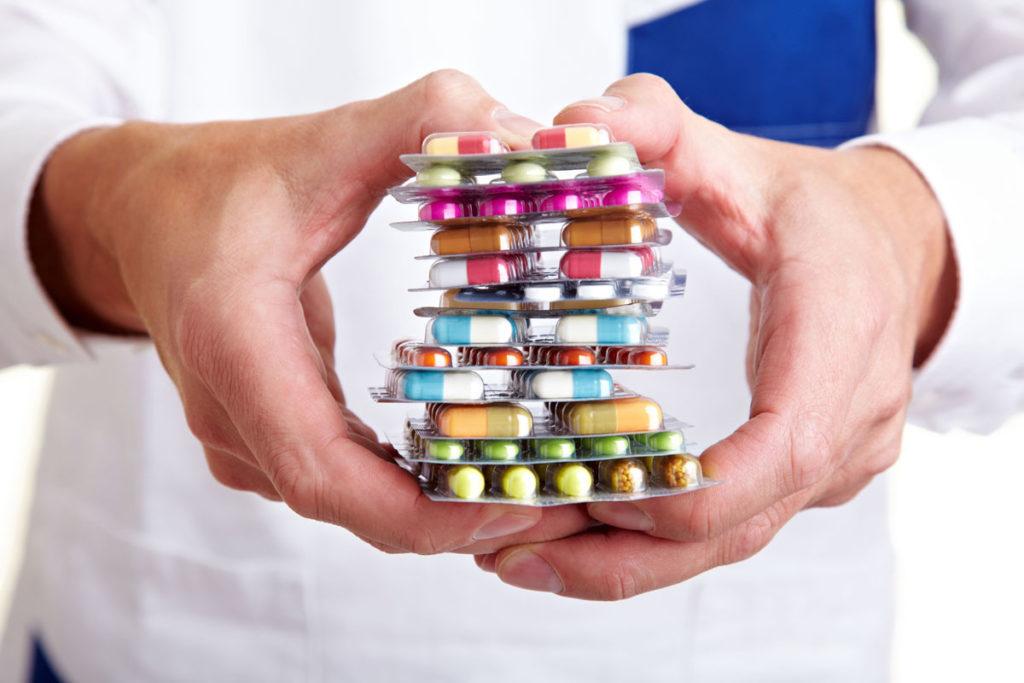 лекарства от крапивницы