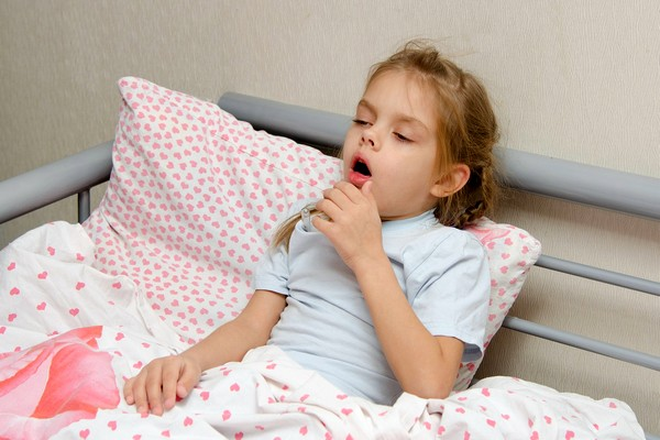 кашель у ребенка после сна