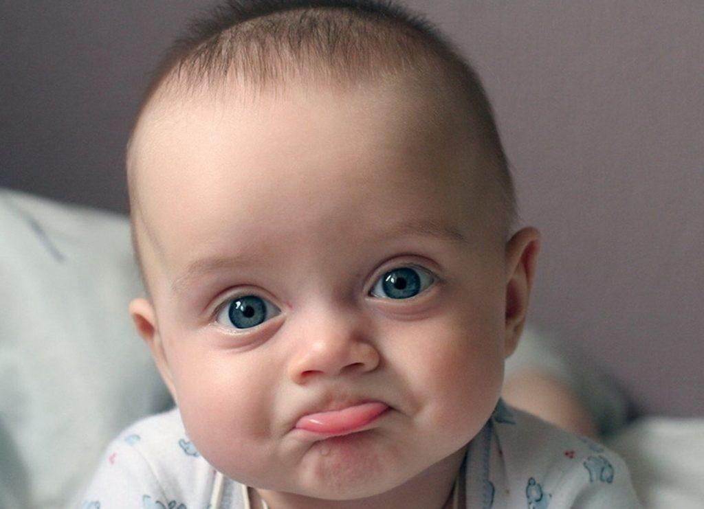 краснота под глазами малыша