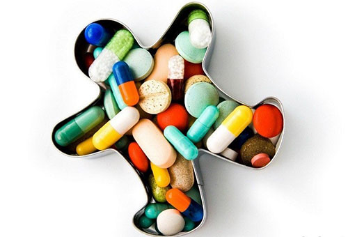 таблетки обезболивающее для детей в виде человечка