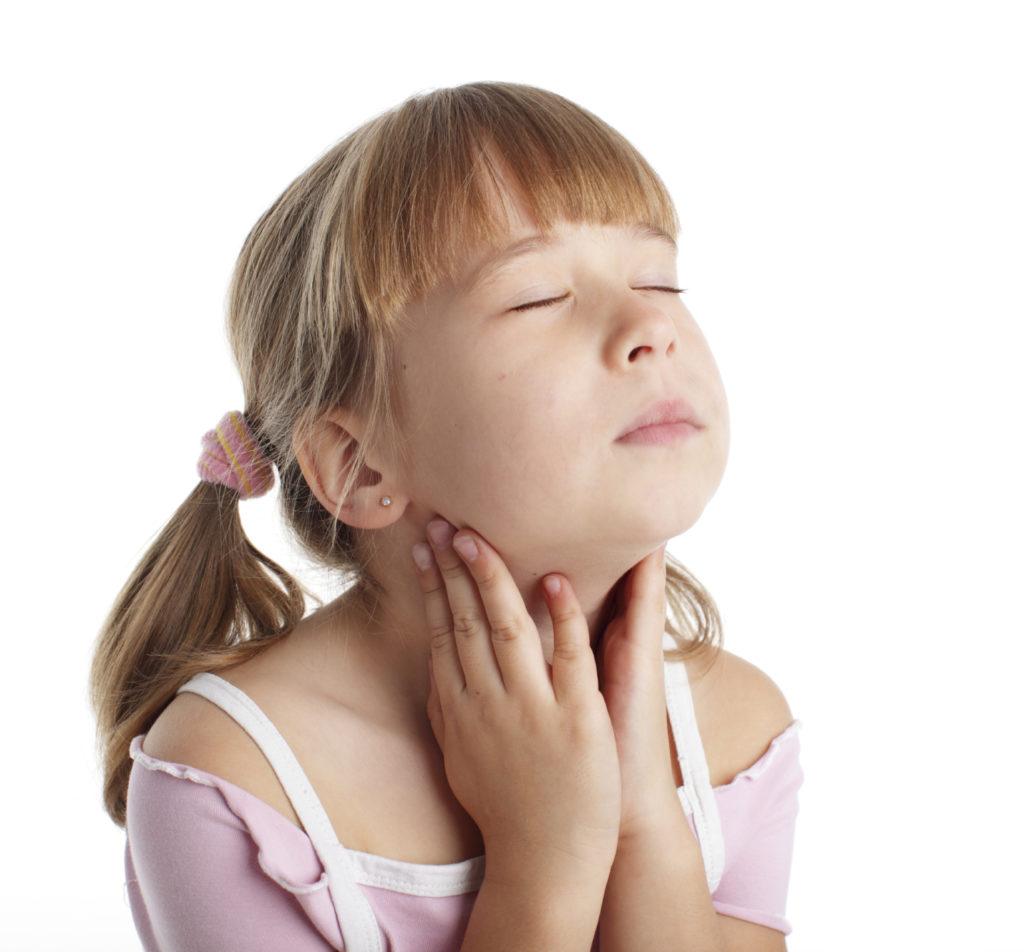 Чем лечить горло ребенку 6 лет эффективное средство