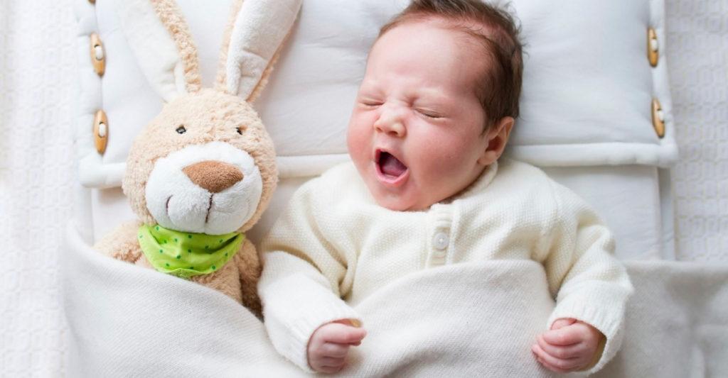 малыш кашляет во сне