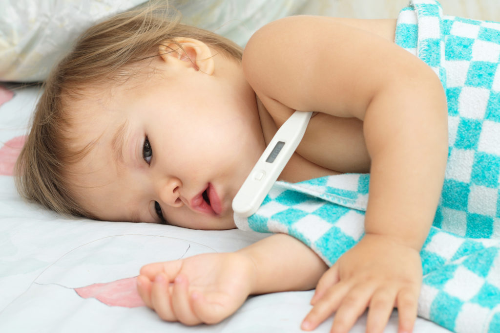 ОРВИ лечение у детей
