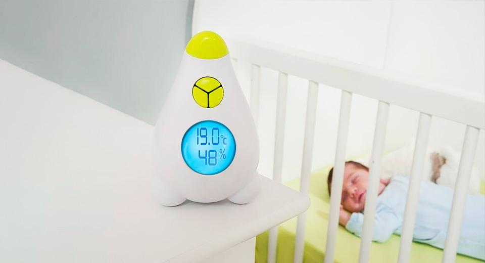 температурный режим у новорожденного