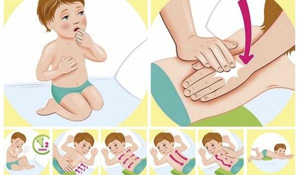 Перкуссионный массаж при пневмонии у детей