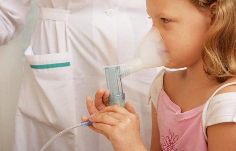 ингаляции при заложенности носа у ребенка