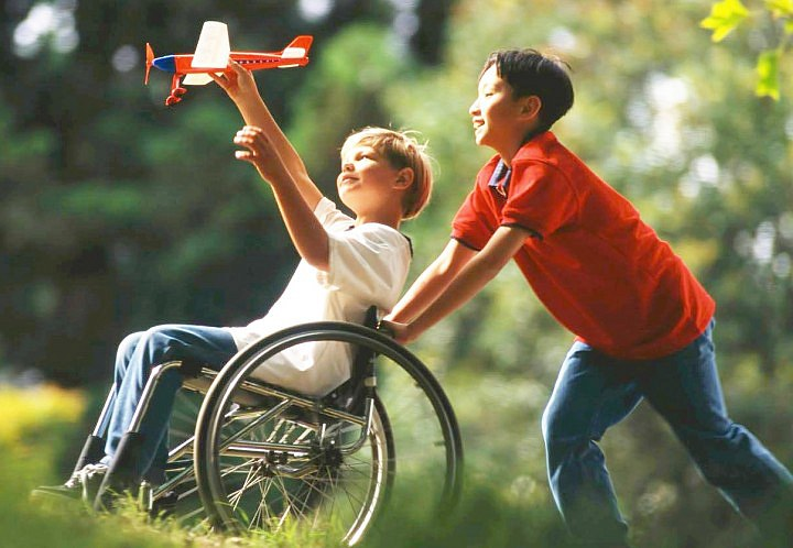 дети с ограниченными возможностями здоровья