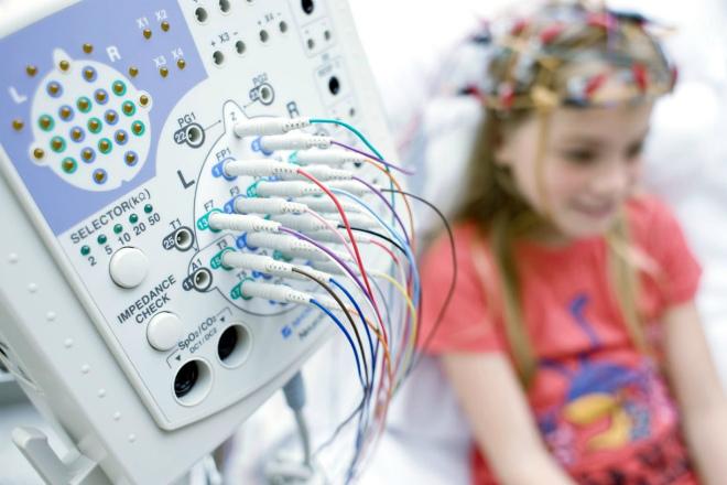 детская абсансная эпилепсия - диагностика