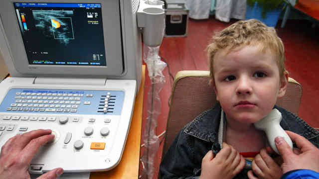 Диагностика ребенка