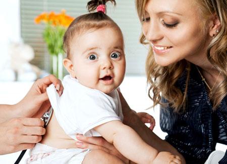 Ребенок аневризм