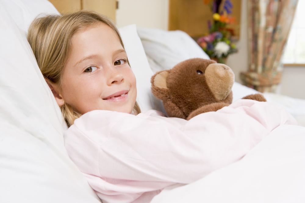 Ребенок, аппендицит