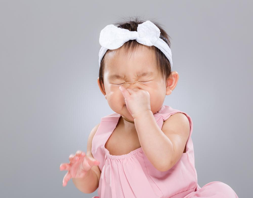 Ринит, респираторная у ребенка