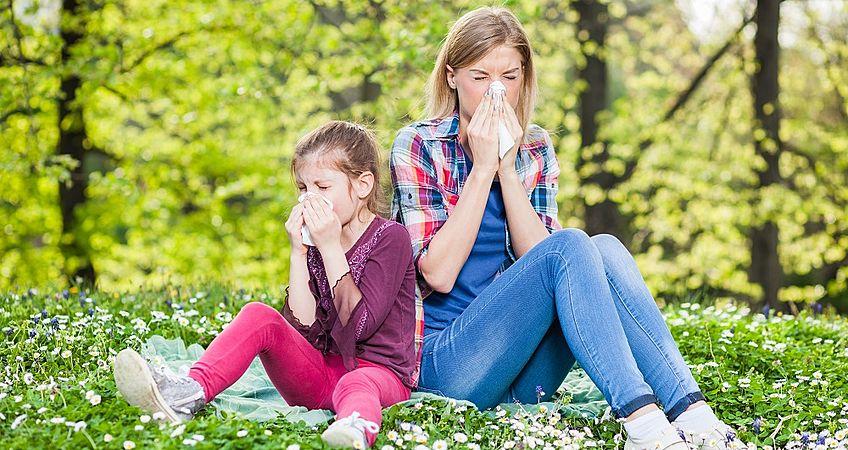 Аллергия, ребенок
